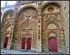 Salamanca: Catedral, 5