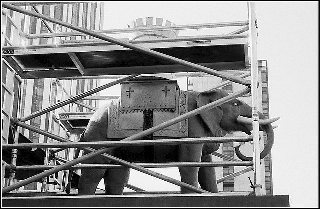 Elephant and Castle, London SE1.