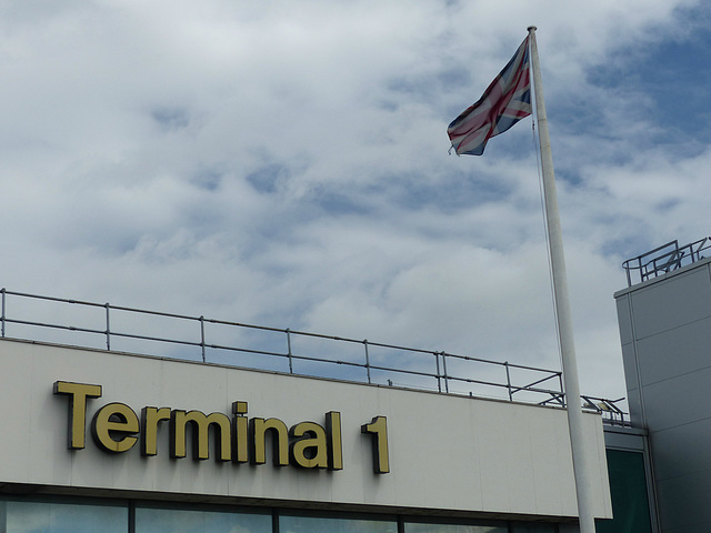 My Farewell to Terminal 1 (2) - 17 June 2015