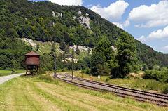 Alte Bahntechnik