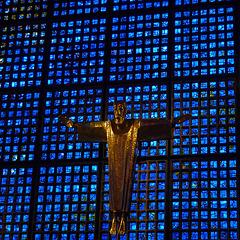 Germany - Berlin, Kaiser Wilhelm Memorial Church