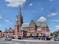 Eeklo - Sint Vincentiuskerk