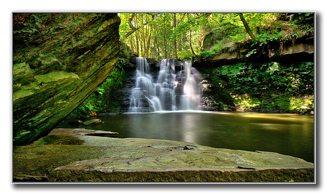 Goit Stock Waterfall