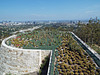 Garden at the Getty Center, June 2016