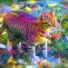 Molly Rainbow Cat
