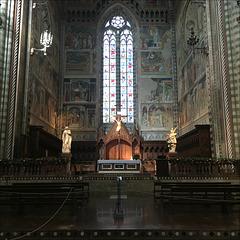 Main altar.