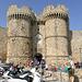 Rhodes- Marina gate