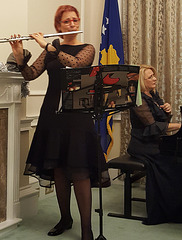 Flute and piano