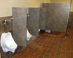 WC à la mexicana
