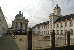 Nederland - Oudenbosch, Kapel van Saint Louis
