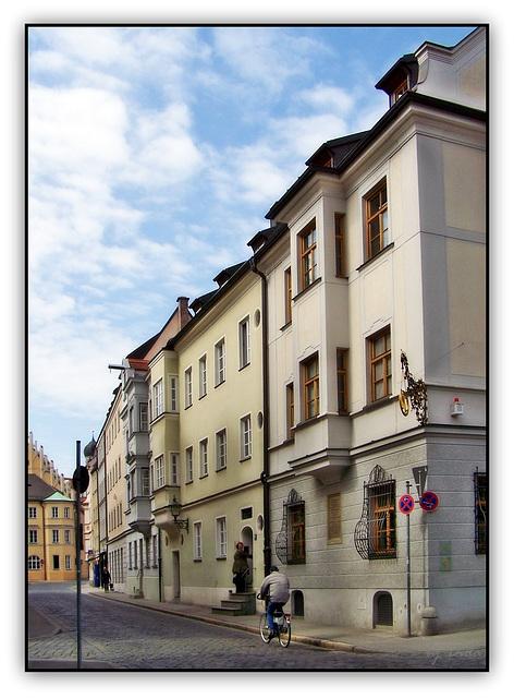 Peutingerstraße ①