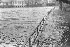 L'eau monte à Strasbourg (1984)