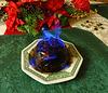 Christmas Pudding ~ With Brandy flames !