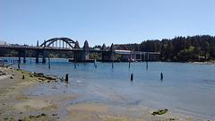 Pont à contempler / Appealing bridge