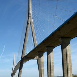 The fabulous Pont de Normandie