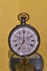 LA CHAUX DE FONDS: Musée International d'Horlogerie.007