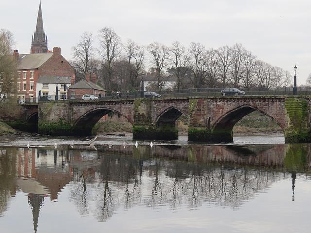 dee bridge, chester