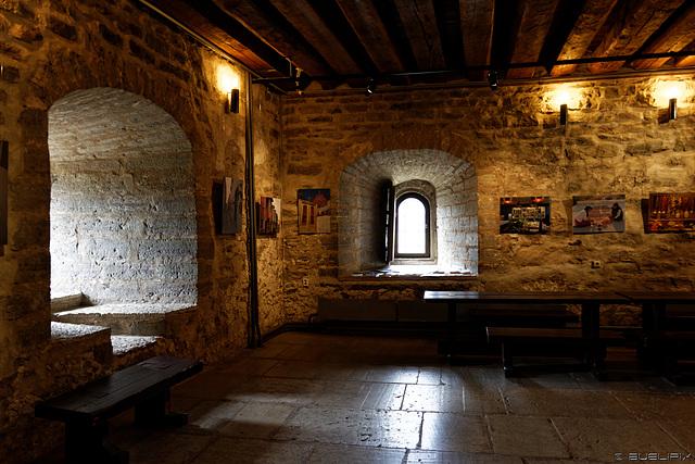 in der Hermann-Festung, Burg Narva (© Buelipix)