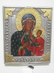 Schwarze Madonna von Tschenstochau (Polen)