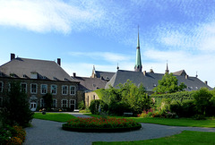 BE - Aubel - Abbaye du Val-Dieu