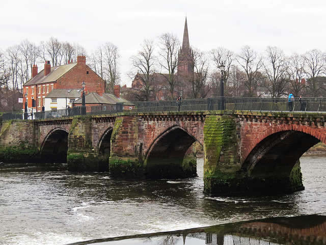 dee bridge, chester