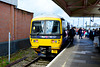 England 2016 – Windsor – DMU 165127 at Windsor station
