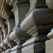 St Paul's church banister detail