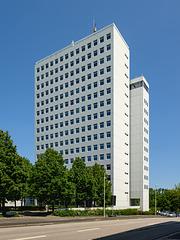 Mercator Highrise Building