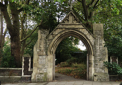 st leonard's priory site, bromley by bow, london (1)