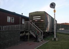 Bizarre entrance