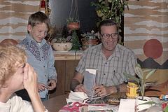 Dad's Birthday, 1985