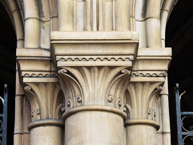 king's weigh house chapel, duke st., mayfair, london
