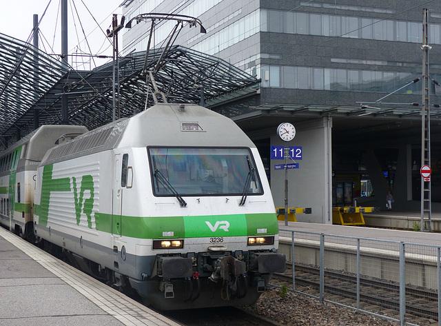 VR 3236 at Helsinki - 5 August 2016