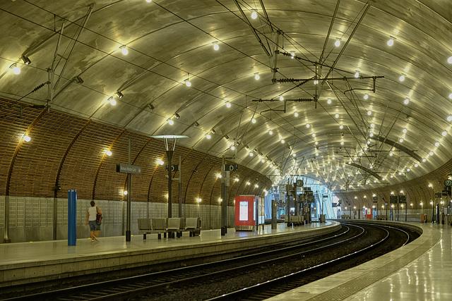 MONACO: La gare 02