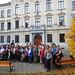 Partoprenantoj de la Konferenco de Ĉeĥa Esperanto-Asocio en Kroměříž