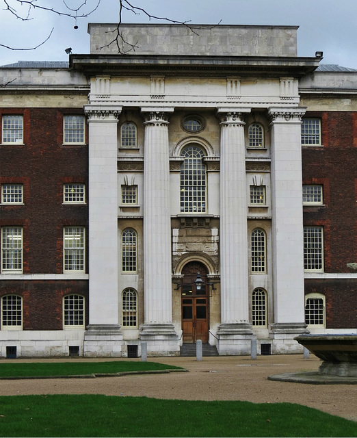royal naval hospital, greenwich, london