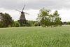 Nachbau der Holländer-Mühle von Sanssouci im Mühlenmuseum Gifhorn
