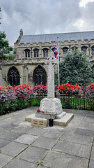 War memorial ~ Holbeach ~ Lincolnshire