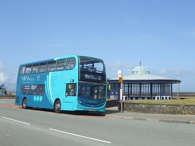 DSCF0086 Arriva Cymru CX14 BXN
