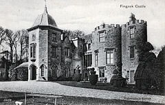 Fingask Castle, Perthshire
