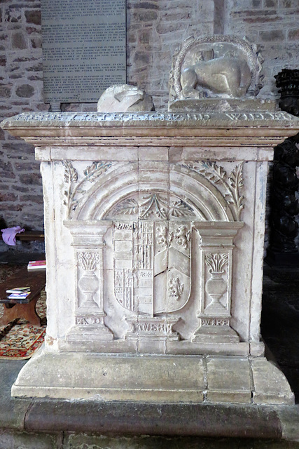 madley church, herefs.