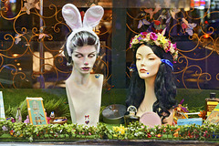 Hare Salon – 14th Street between 2nd and 3rd Avenues, New York, New York
