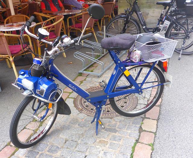 'Solex' in Pirna