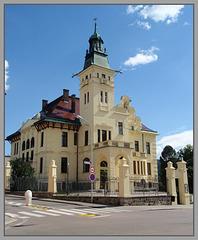 Ústí nad Orlicí - Vilao de Hernych - Urba Muzeo