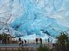 Perito Moreno fence....HFF everybody!!!