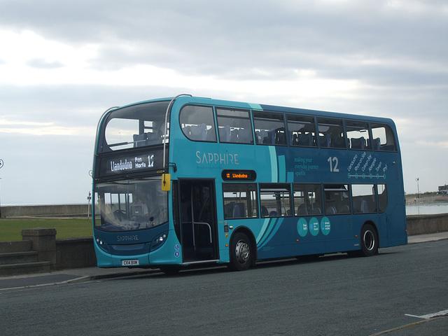 DSCF0016 Arriva Cymru CX14 BXM