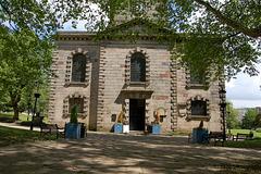 West Front, St Paul's Church, St Paul's Square, Birmingham, West Midlands