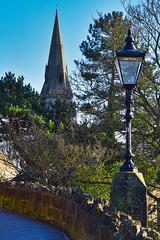 A view from Knaresborough Castle
