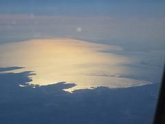 Le fond de l'Adriatique.