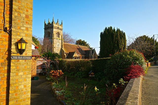 St Giles, Haughton